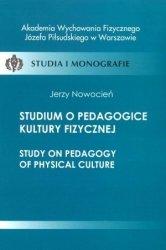 Studium o pedagogice kultury fizycznej