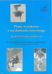 Plany wynikowe z wychowania fizycznego dla klas IV-VI
