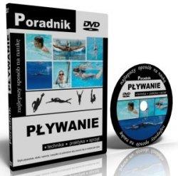 Poradnik DVD Pływanie Najlepszy sposób na naukę Technika praktyka sprzęt