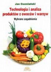 Technologia i analiza produktów z owoców i warzyw wybrane zagadn