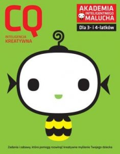 CQ inteligencja kreatywna dla 3-4 latków