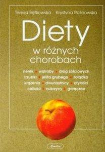 Diety w różnych chorobach