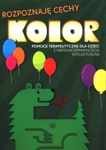 Kolor Pomoce terapeutyczne dla dzieci z niepełnosprawnością intelektualną