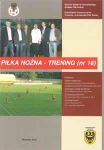 Kwartalnik Piłka nożna - Trening 16/2012