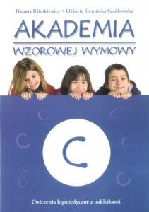 Akademia wzorowej wymowy C