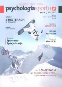 Magazyn Psychologia Sportu 5/15