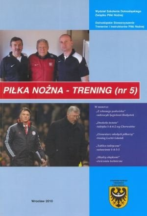 Kwartalnik Piłka nożna - Trening 5/2010