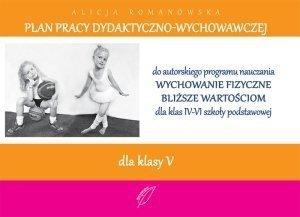 Plan pracy dydaktyczno wychowawczej dla klasy V część 2