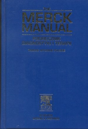 The Merck Manual Podręcznik diagnostyki i terapii