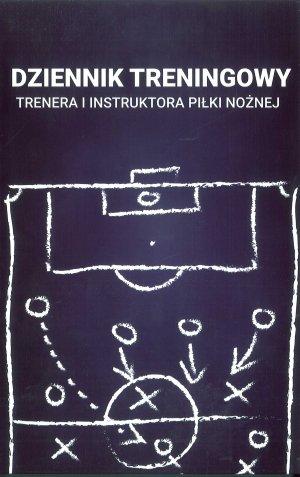 Dziennik treningowy trenera i instruktora piłki nożnej