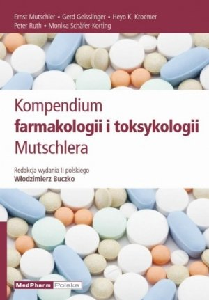 Kompendium farmakologii i toksykologii Mutschlera