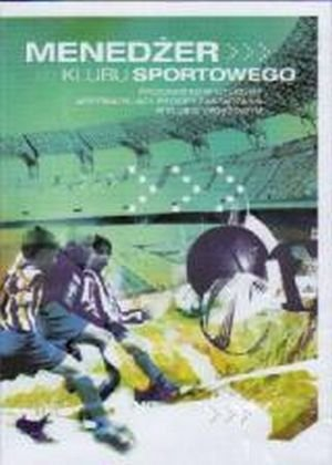 Menedżer Klubu Sportowego - płyta DVD