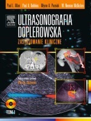 Ultrasonografia doplerowska Zastosowanie kliniczne Tom 1+2