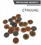 Metalowe Monety - Cthulhu (zestaw 24 monet)