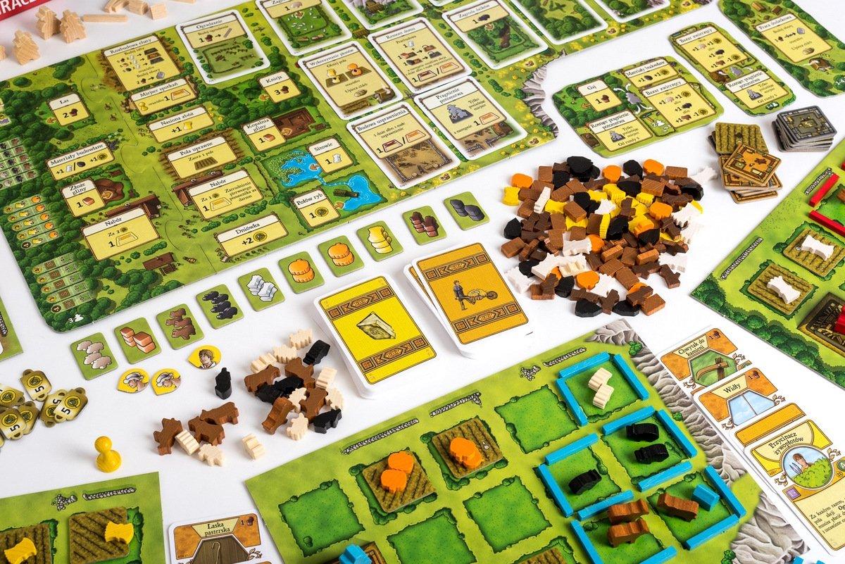 Agricola Wersja Dla Graczy Cena Opinie Grybezpradu Eu