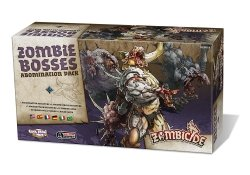 Zombicide: Zombie Bosses Abomination Pack PL