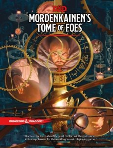 Dungeons & Dragons: Mordenkainen's Tome of Foes (edycja angielska)