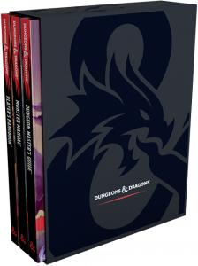 Dungeons & Dragons: Core Rules - Gift Set (edycja angielska)