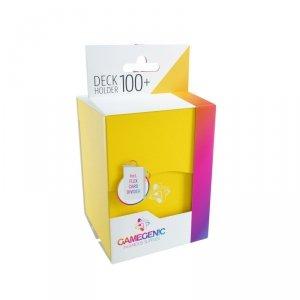 Gamegenic: Deck Holder 100+ - Yellow