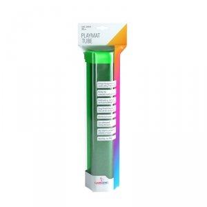 Gamegenic: Playmat Tube - Green