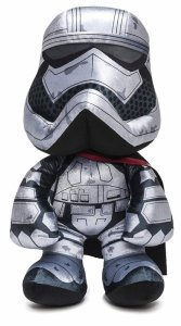Star Wars VII: Pluszowa Captain Phasma (25 cm)