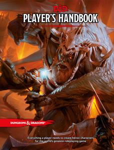 Dungeons & Dragons: Player's Handbook (edycja angielska)