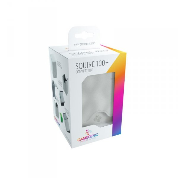 Gamegenic: Squire 100+ Convertible - White