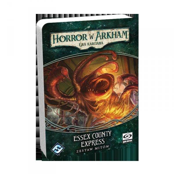 Horror w Arkham LCG: Essex County Express pudełko