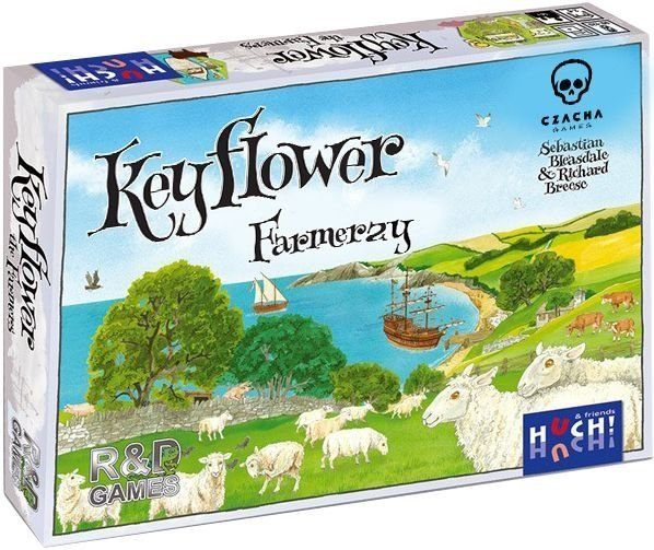 Keyflower Zestaw z dodatkami