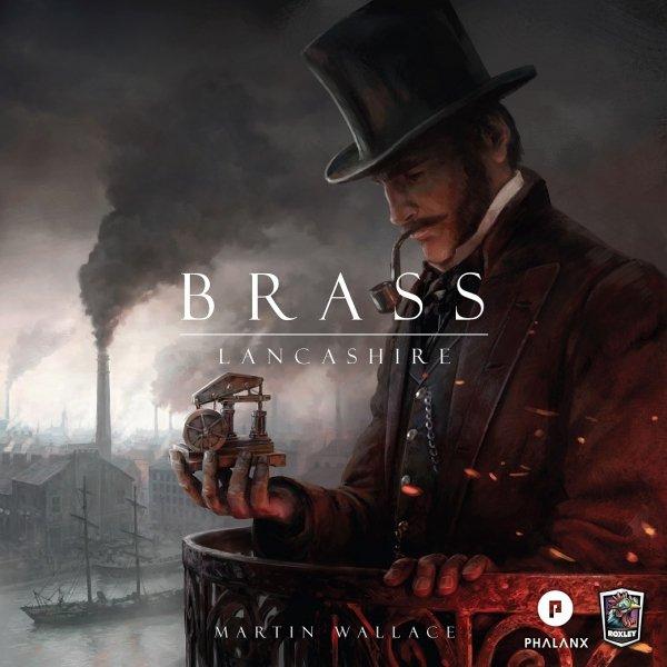 Brass: Lancashire PL - przedsprzedaż