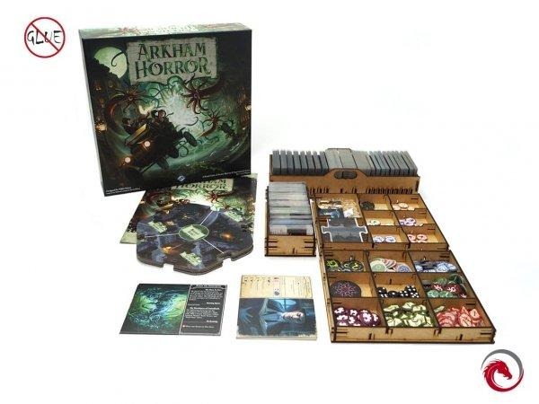 Insert do gry Horror w Arkham trzecia edycja  (e-Raptor)