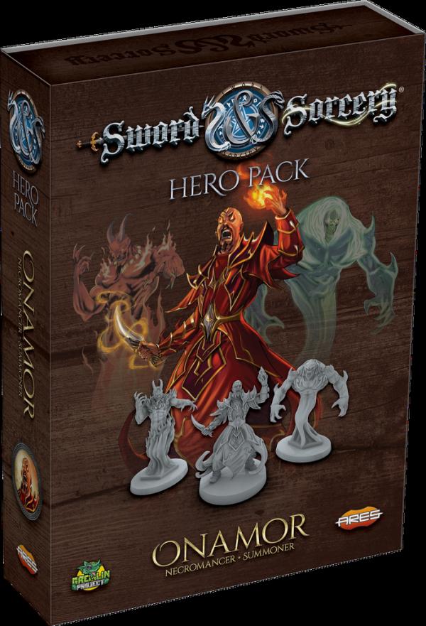 Sword & Sorcery: Hero Pack: Onamor