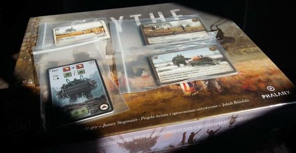 Scythe: Zestaw  unikatowych kart spotkań Kickstarter