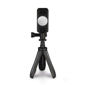 Statyw Hama mini Pocket do smartfonów, 20 cm, czarny