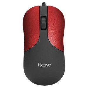 Mysz przewodowa biurowa Marvo DMS002 RED