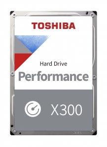 """Dysk Toshiba X300 HDWG31GUZSVA 3,5"""" 16TB SATA 7200 256MB BULK"""