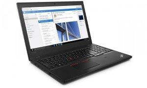 Notebook Lenovo ThinkPad T560 i5-6300HQ/8GB/SSD256GB M.2 NVME/WIN10PRO FHD - Poleasingowy