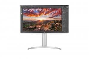 """Monitor LG 27"""" 27UP850-W 2xHDMI DP USB-C głośniki"""