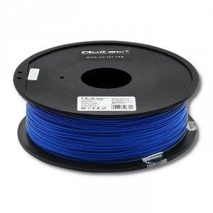 Filament Qoltec do druku 3D | PLA PRO | 1,75mm | 1kg | Blue