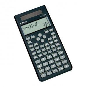 Kalkulator naukowy Canon F-718SGA Black