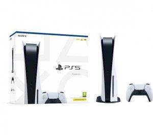 SONY PlayStation PS5 z napędem Blu-Ray + gra