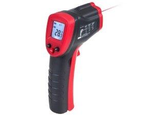 Pirometr Macelan MCE320 termometr na podczerwień, bezdotykowy termometr laserowy