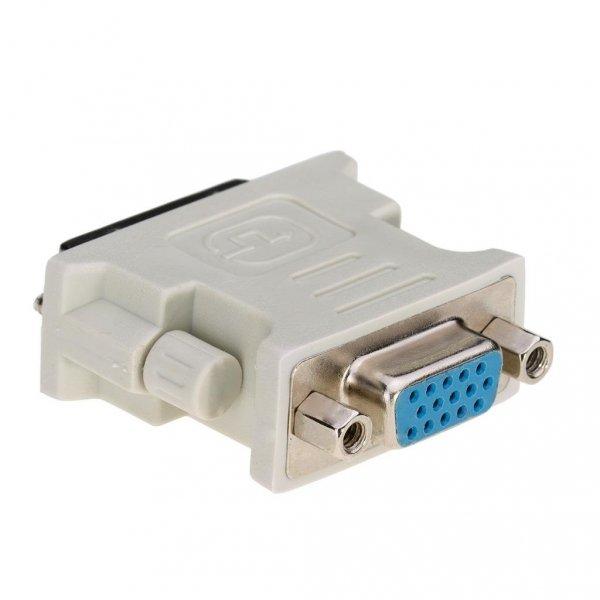 Adapter Akyga AK-AD-12 DVI-I/M - VGA/F