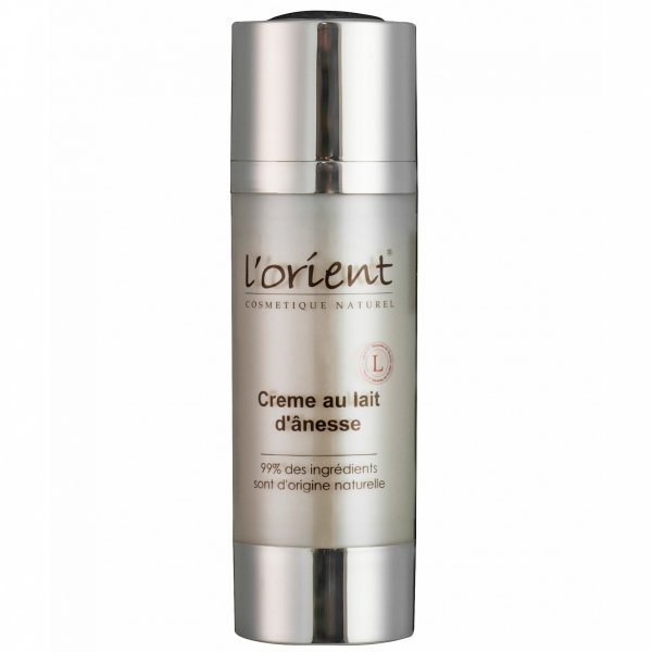 ARGAN FACE CREAM - Intensively hydrating with donkey milk