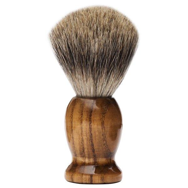 Pędzel do golenia- borsuk