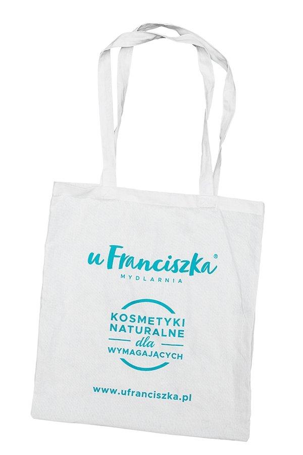 Bawełniana torba na zakupy z logo