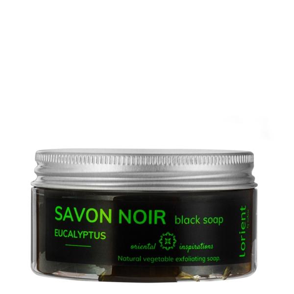 SAVON NOIR eukaliptus detox