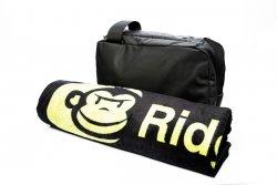 RidgeMonkey - LX Bath Towel and Weatherproof Shower Caddy Set