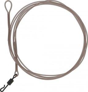 LM Mirage Loop Leader 100cm 35lbs W/QC Swivel 2szt. 54422