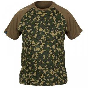 SHIMANO T-Shirt Tribal Tactical Wear Camo L